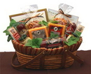 Gift Basket 820852 Savory Favorites Meat and Cheese Gift Basket