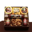 Gift Basket 820932 Favorite Selections Meat & Cheese Sampler