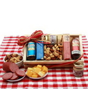 Gift Basket 821052 Signature Sampler Meat & Cheese Snack Set