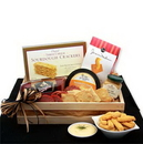 Gift Basket 821092 Snackers Delight Meat & Cheese Gift Crate