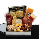 Gift Basket 821132 Gourmet Sausage & Cheese Snack Sampler