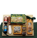 Gift Basket 821152 Classic Selections Meat & Cheese Board