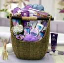 Gift Basket 8413652 Lavender Sky Ultimate Bath & Body Tote