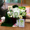 Gift Basket 8413702 Cucumber & Melon Calming Gift Basket