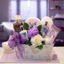 Gift Basket 8413792 Tranquil Delights Bath & Body Gift Set