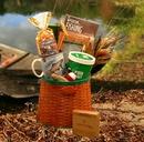 Gift Basket 85052 The Fisherman's Fishing Creel  - Medium