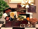 Gift Basket 851022 The Executive Gourmet Desk Caddy