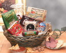 Gift Basket 851182 Classic Snack Gift Basket, Medium