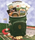 Gift Basket 85122 Golfing Around Golf Sports Bag - Medium
