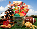 Gift Basket 851231 Tailgate Party Time Gift Pail