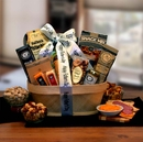 Gift Basket 852172 Father's Day Gourmet Nut & Sausage Assortment