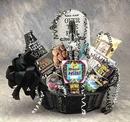 Gift Basket 86022 Over The Hill Birthday Basket - Medium
