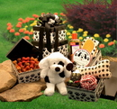 Gift Basket 87032 Patches' Doggie Tower