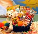 Gift Basket 890232 Kids Stop Activity Basket