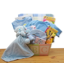 Gift Basket Easy as ABC New Baby Gift Basket