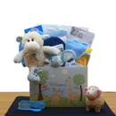 Gift Basket Welcome New Baby Gift Box