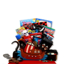 Gift Basket 890612 A Pirate's Life Gift Box