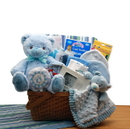Gift Basket My First Teddy Bear New Baby Gift Basket