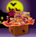 Gift Basket 914592 Happy Halloween Activities Deluxe Care package