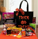 Gift Basket 914852 Trick Or Treat Halloween Gift Tote