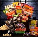 Gift Basket 914932 Halloween Scarefest Movie Gift Box w/ 5.00 Redbox Card