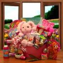 Gift Basket 915572 Hunny Bunnies Easter Activity & Treats Pail