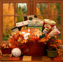 Gift Basket 916112 The Tastes of Fall Gourmet Gift Basket