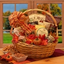Gift Basket 91612 Shades of Fall Snack Gift Basket