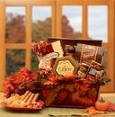 Gift Basket 91632 A Gourmet Fall Harvest Fall Gift Basket