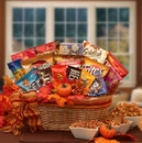 Gift Basket 91672 A Fall Snack Attack Gift Basket