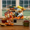 Gift Basket 91692 It's Fall Y'All Fall Log Cabin Gift