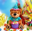 Gift Basket 985828 Brownie The Musical Happy Birthday Bear 15