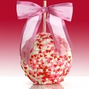 Gift Basket LF-CA-S2 Sweethearts Caramel Chocolate Dipped Apple