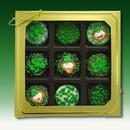 Gift Basket LFORH3-BX9-2 St Patrick's Chocolate Dipped Oreo's