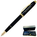 Cross GP-117 Cross Townsend Black Lacquer Fountain Pen