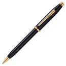 Cross GP-1213 Century II Black Lacquer Ballpoint Pen