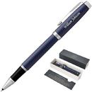 Parker GP-1318 IM Matte Blue Capped Rollerball Pen
