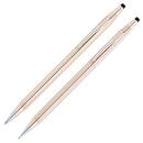 Cross GP-153 Cross Classic Century 14 Karat Gold Pen & Pencil Set