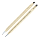 Cross GP-155 Cross Classic Century 10 Karat Gold Pen & Pencil Set