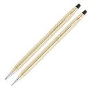 Cross GP-155 Cross Classic Century 10 Karat Gold Pen & Pencil Set