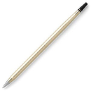 Dayspring GP-856 Cross Desk Set 10krt Gold Rolled Replacement Pencil
