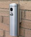Glaro Deluxe Smoker's Post Wall Mount 12
