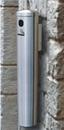 Glaro Deluxe Smoker's Post Wall Mount 24