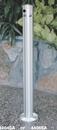 Glaro Deluxe Smoker's Post Surface Mount, 4406