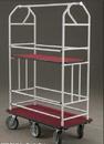 Glaro 6 Wheel Value Condo Cart 48