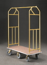 Glaro 6 Wheels Value Bellman Cart 48