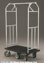 Glaro 6160 Bellman Cart - Value Series - Six Wheel Cart