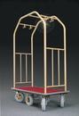 Glaro Premium 6 Wheel Bellman Cart, 6600