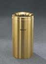 Glaro W-1532 Recycling Receptacle - Recyclepro Single Stream - Waste Opening 9