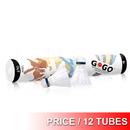 (Price / 12 Tubes) WHOLESALE GOGO Badminton Shuttlecocks # SY03, Premium Nylon Shuttlecocks